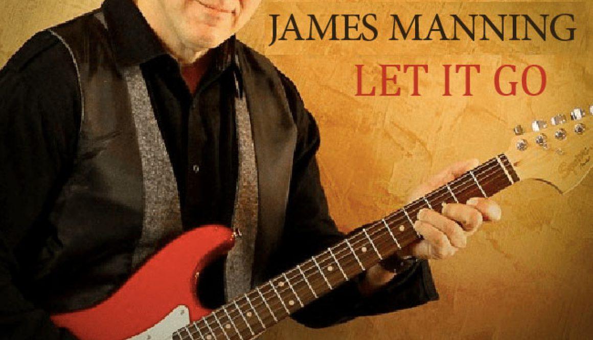 JAMES Manning let it go